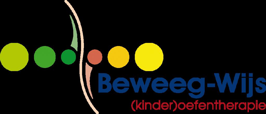 logo (kinder)oefentherapie Beweeg-Wijs