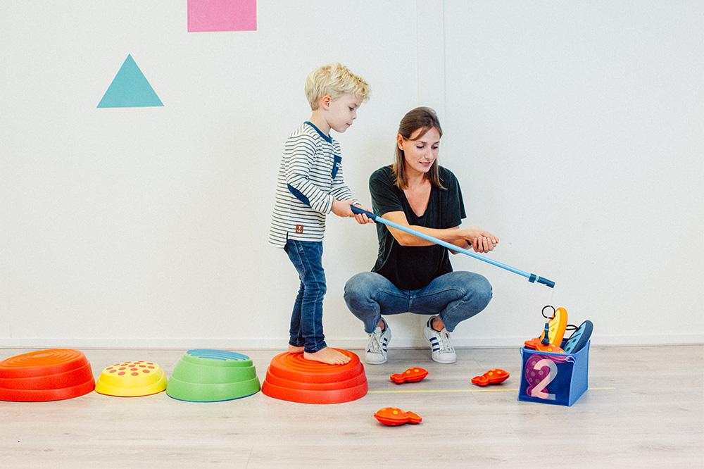 Beweeg-Wijs kids kinderoefentherapie