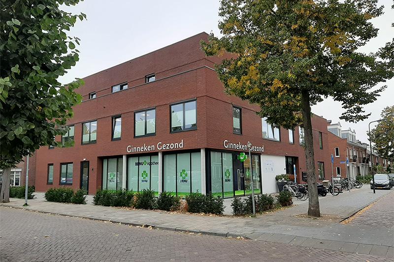 locatie Breda Ginneken